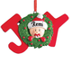 Personalized Baby JOY Ornament, One Size