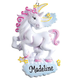 Personalized Unicorn Ornament, One Size