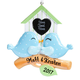 Personalized Home Tweet Home Ornament, One Size