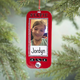 Personalized Selfie Frame Ornament, One Size