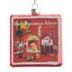 Elvis Presley Christmas Album Ornament, One Size