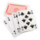 Jumbo Playing Cards, One Size