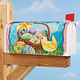 Easter Basket Mailbox Cover