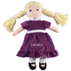 Personalized Little Sister Birthstone Doll, One Size