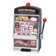 Large Slot Machine with Lights and Bank, One Size