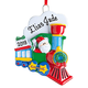 Personalized Santa Train Ornament, One Size