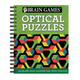Brain Games Optical Puzzles, One Size
