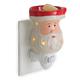 Santa Pluggable Fragrance Warmer, One Size