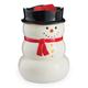 Snowman Illumination Fragrance Warmer, One Size