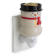 Snowman Pluggable Fragrance Warmer, One Size