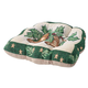 Reversible Holiday Bells Chair Pad, One Size