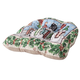Reversible Snowmen Chair Pad, One Size