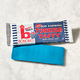 Blue Raspberry Bonomo Turkish Taffy 1.5 oz Bar