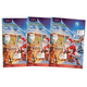 Chocolate Advent Calendar, Set of 3, One Size