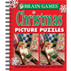 Brain Games™ Christmas Picture Puzzles Book, One Size