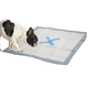 X Marks the Spot Puppy Pad, 100 count, One Size