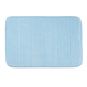 Microfiber Memory Foam Bath Mat, One Size