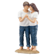 Forever in Blue Jeans™ Sweet Embrace Figurine, One Size