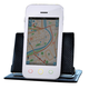 GPS and Phone Car Mount, One Size