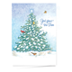 God Grew the Tree Non-Personalized Card Set of 20, One Size