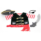 Melissa & Doug Personalized Pirate Costume Set, One Size