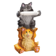 Colorful Kittens Toilet Paper Holder by OakRidge™, One Size