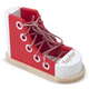 Melissa & Doug Personalized Lacing Shoe, One Size