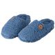 Comfy Sherpa Slippers, One Size