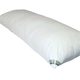 Kathy Ireland 100% Cotton Down Alternative Body Pillow, One Size