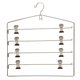 Four-Tier Swing Arm Clip Hanger, One Size