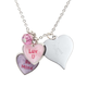 Personalized Valentine's Day Luv U Necklace, One Size