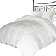 Microfiber Feather and Down Blend Comforter, One Size