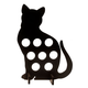 Cat Silhouette Coffee Pod Holder, One Size