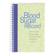 Blood Sugar Tracking Book, One Size