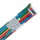 Personalized With God Foil Pencils, Set of 12, One Size