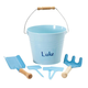 Personalized Garden Tool Set in Bucket, One Size
