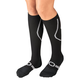 Silver Compression Socks, 20 - 30 mmHg, One Size