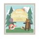 Baby's First Year Woodland Animals Calendar, One Size