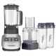 Cuisinart Velocity Ultra Trio Blender/Food Processor w Cups, One Size