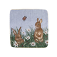 Bunny Pillow Cover, One Size