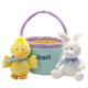 Personalized My First Easter Basket, Set of 3, One Size