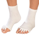 Comfy Toes Gel-Lined Alignment Socks, One Size