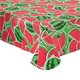 Watermelon Vinyl Table Cover, One Size