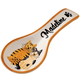 Personalized Cat Spoon Rest, One Size