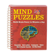 Mind Puzzles™ Book, One Size
