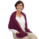 Polar Fleece Shawl, One Size