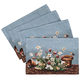 Spring Floral Placemats, Set of 4, One Size