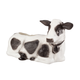 Plastic Cow Planter, One Size