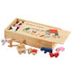 Personalized Children's Wooden Farm Set, One Size