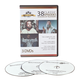 Hollywood Best Christian DVDs, Set of 3, One Size